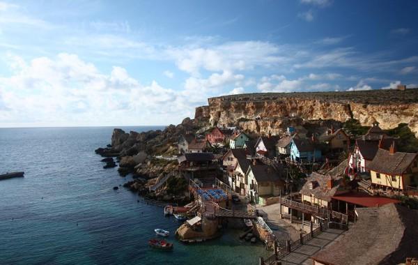 Pepkova dedina, Malta