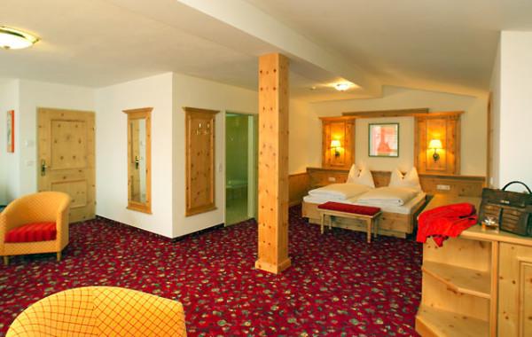 Kaprun hotel ****, Juniorsuita
