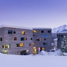 rocks resort, LAAX