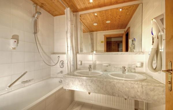 35 m² Badezimmer