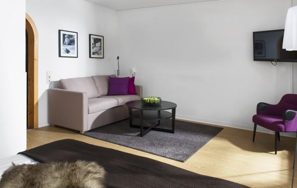 35 m² Couchecke