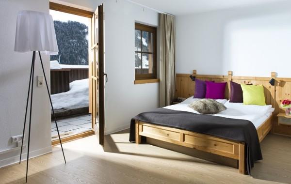 35 m² Doppelzimmer Exklusiv