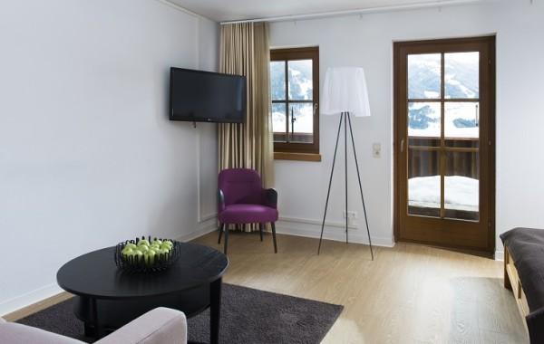 35 m² Sitzecke