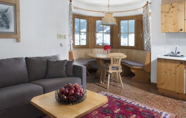 45+55 m2 Wohnzimmer