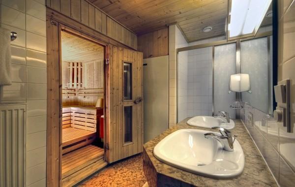 45 m² Badezimmer