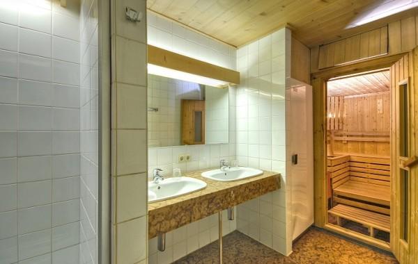 55 m² Badezimmer