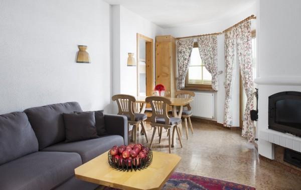 55 m² Wohnzimmer 2