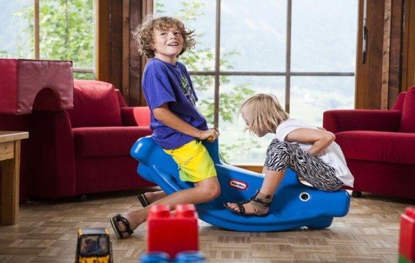 Kinderspielzimmer@HotelGoldried