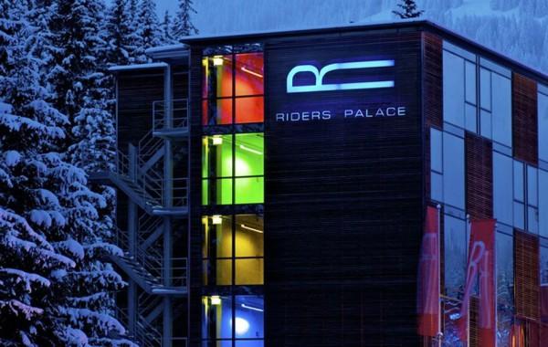 Riders palace, LAAX