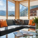 Zermatt apartmány