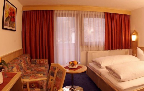 Hotel Sankt Leonhard, Pitztal