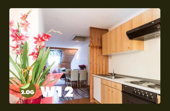 Wohnküche W12