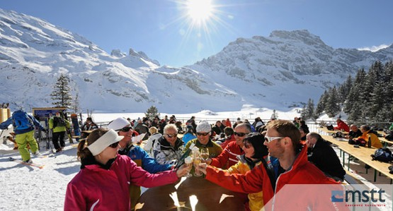 Alpine lodge Trubsee, Engelberg - Titlis, lyžovačka vo Švajčiarsku s CK m.s.t.t.