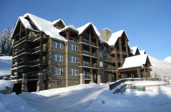 Palliser lodge, Kicking Horse