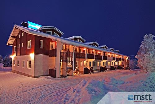 Sirkantähti hotel, Levi, Fínsko - apartmány