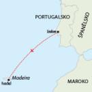 Lisabon a Madeira