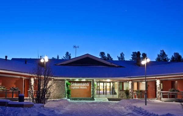 Sirkantähti hotel, Levi, Fínsko