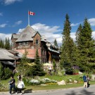 Deer Lodge, Lake Louise