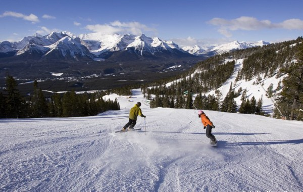 BIg 3, Banff, Lake Louise - Mount Norquay - Sunshine Village