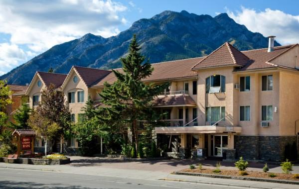 Red Carpet Inn, Banff