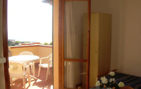 Arcobaleno apartmány, Elba