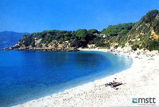 Elba, Taliansko, Zuccale in Capoliveri