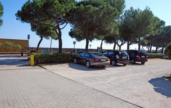 Zattera, Lignano Sabbiadoro, Taliansko
