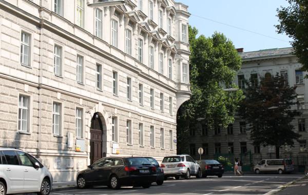 Prázdninový kurz nemčiny, Viedeň