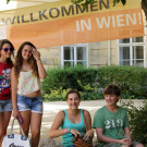 Letný kurz nemčiny pre mládež, Viedeň