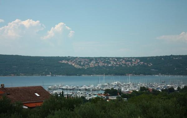Záliv Punat, Ostrov Krk, Chorvátsko