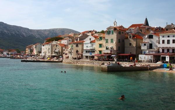 Baška, Ostrov Krk, Chorvátsko