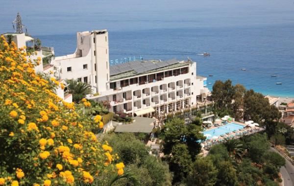Antares Hotel, Sicilia