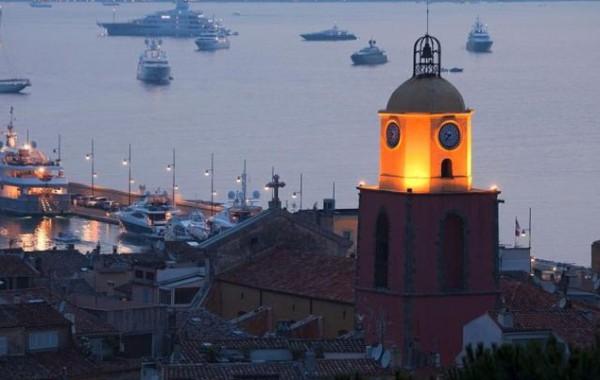 Saint Tropez, Francúzska riviéra