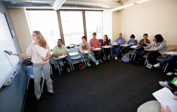 Jazykový kurz 16+, San Francisco
