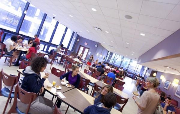 Jazykový kurz angličtiny, Manhattan Pace University, New York