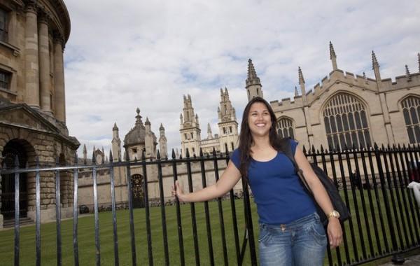 Jazykový kurz 18+, Oxford
