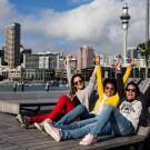 Jazykový kurz angličtiny, Auckland, Nový Zéland