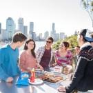 Jazykový kurz 16+, Brisbane