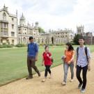Jazykový kurz angličtiny, Cambridge, Anglicko