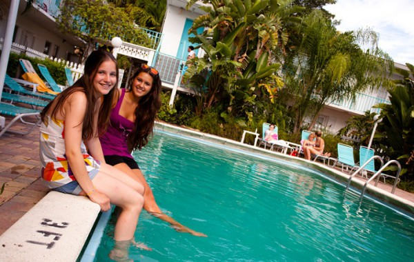 Jazykový kurz 16+, Fort Lauderdale