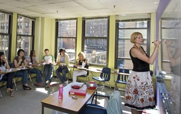 Jazykový kurz 16+, New York