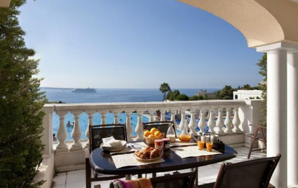 Rezidencia Villa Francia, Cannes, Francúzsko