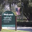 Jazykový kurz angličtiny,  Woodbury University, Los Angeles
