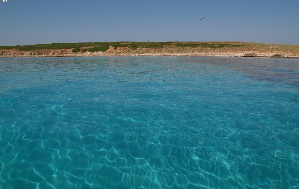 Sardínia, Isola di Mal di Ventre