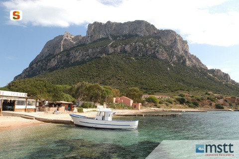 Sardínia,Isola di Tavolara