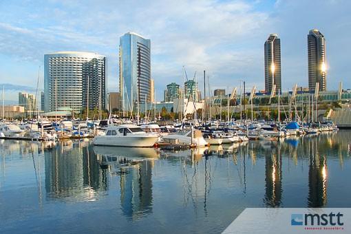 Prístav, San Diego