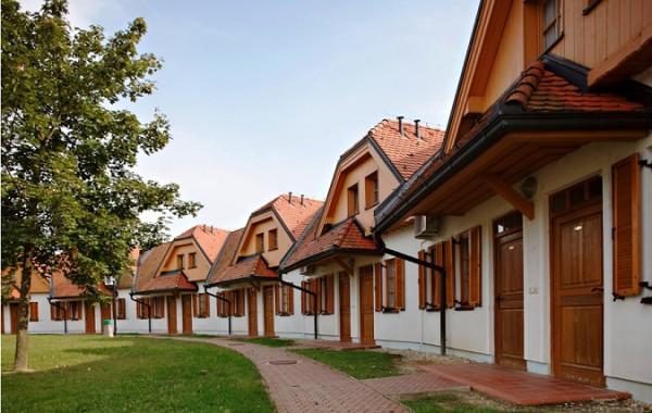 Pekmurska apartmány, Moravske Toplice, Slovinsko