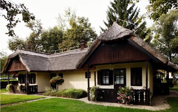 Bungalow terme 3000, Moravske Toplice, Slovinsko