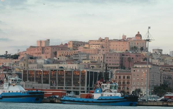 Sardínia, Cagliari