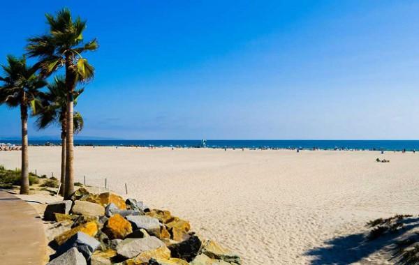 Pláž, San Diego